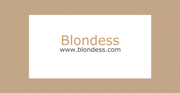 Blondess.com