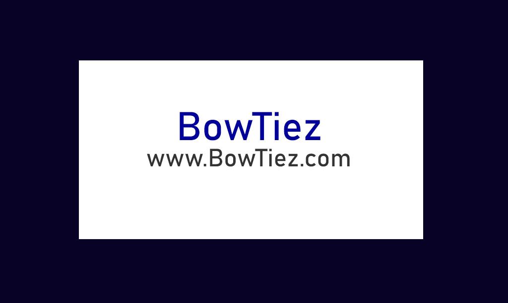 BowTiez.com