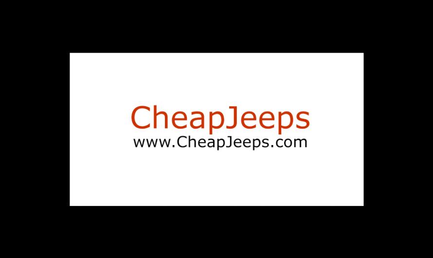 CheapJeeps.com