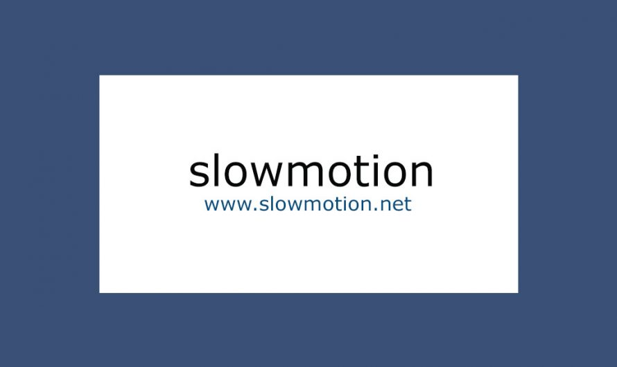 slowmotion.net