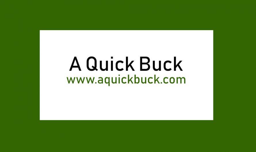 aquickbuck.com