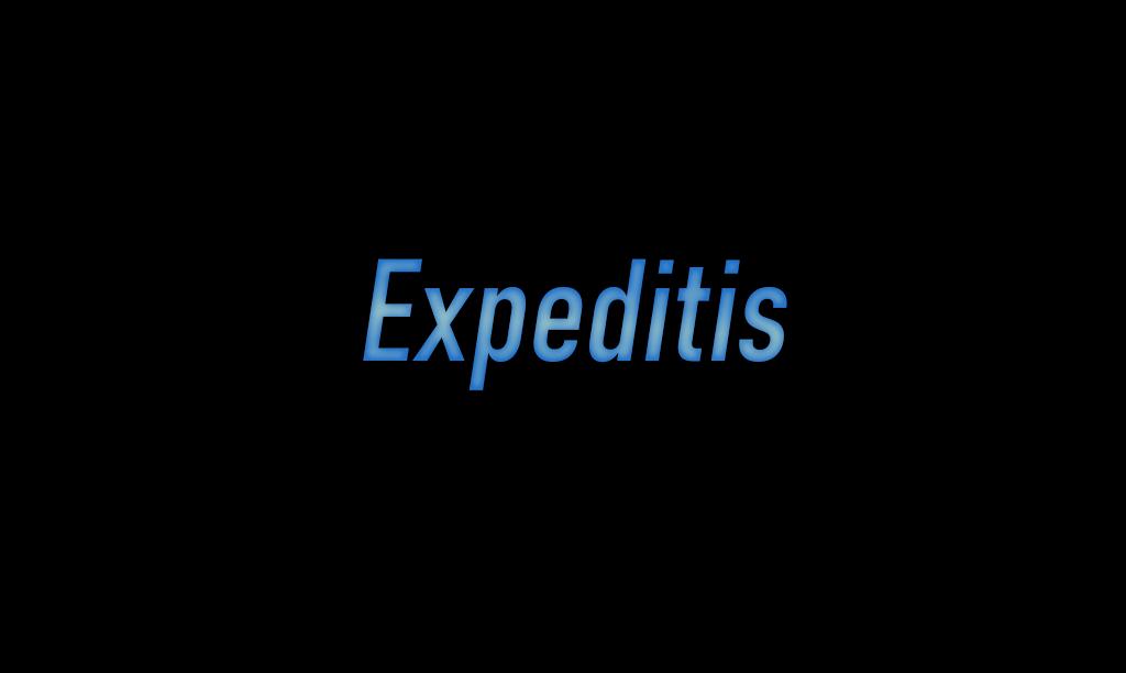 Expeditis