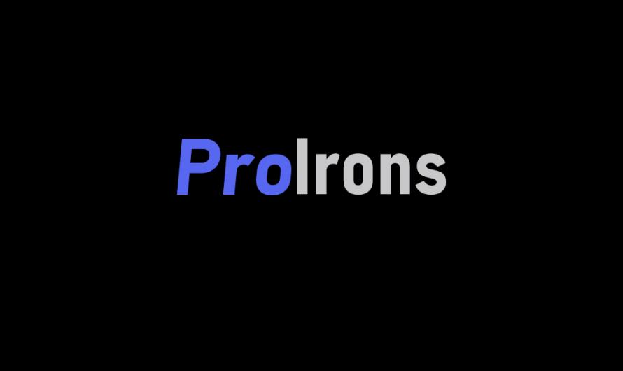 ProIrons.com $77