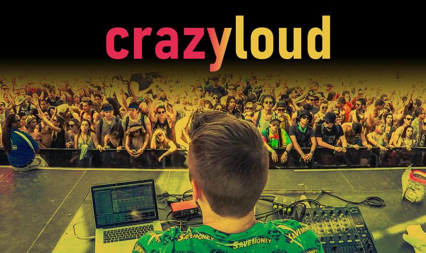 crazyloud.com