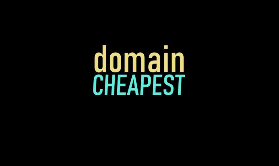 DomainCheapest.com $79