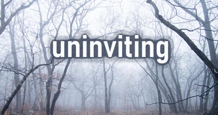 uninviting.com