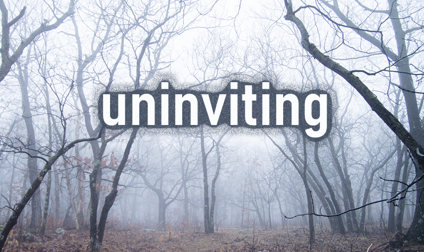 uninviting.com