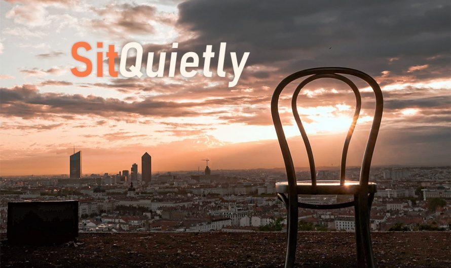 SitQuietly.com $59